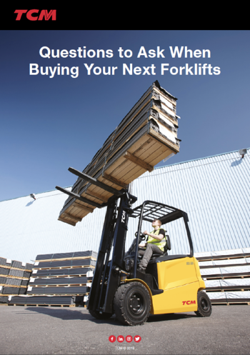 Guide Buying forklifts cover image