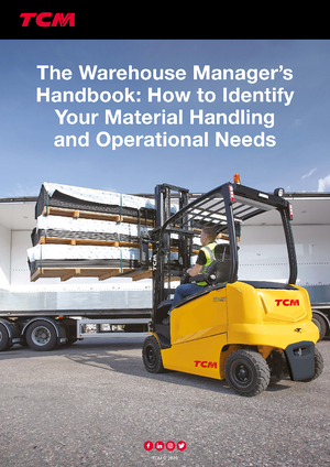 TCM Warehouse Managers Handbook Front Cover