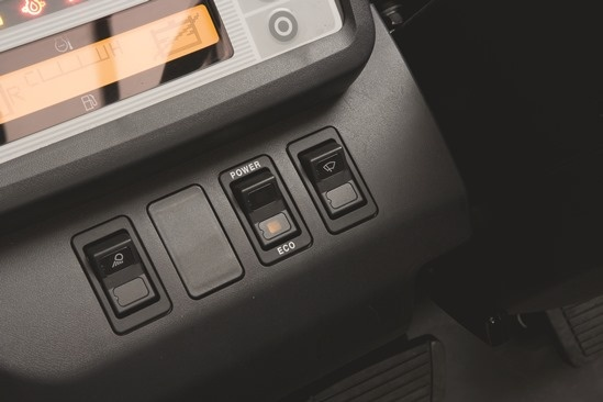 ECO-DRIVING BUTTON
