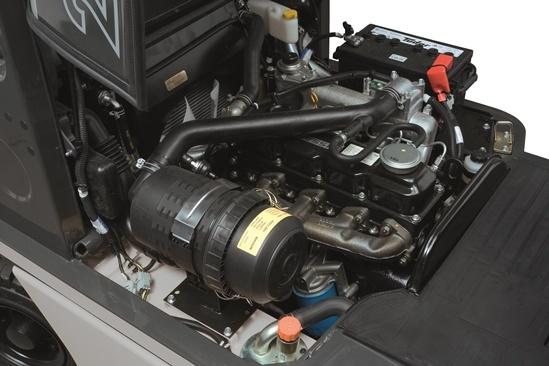 WORLD-LEADING LPG ENGINE TECHNOLOGY