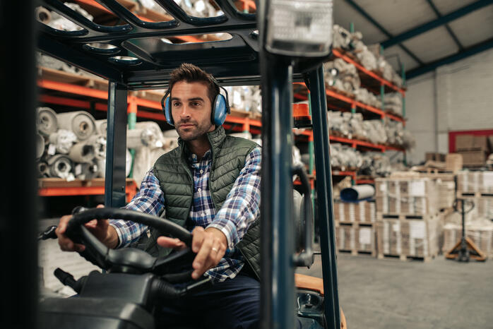 TCM - Forklift Driving Mistakes