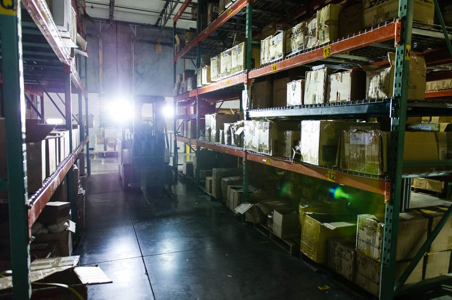 Which Forklift Truck Lights Should You Choose?