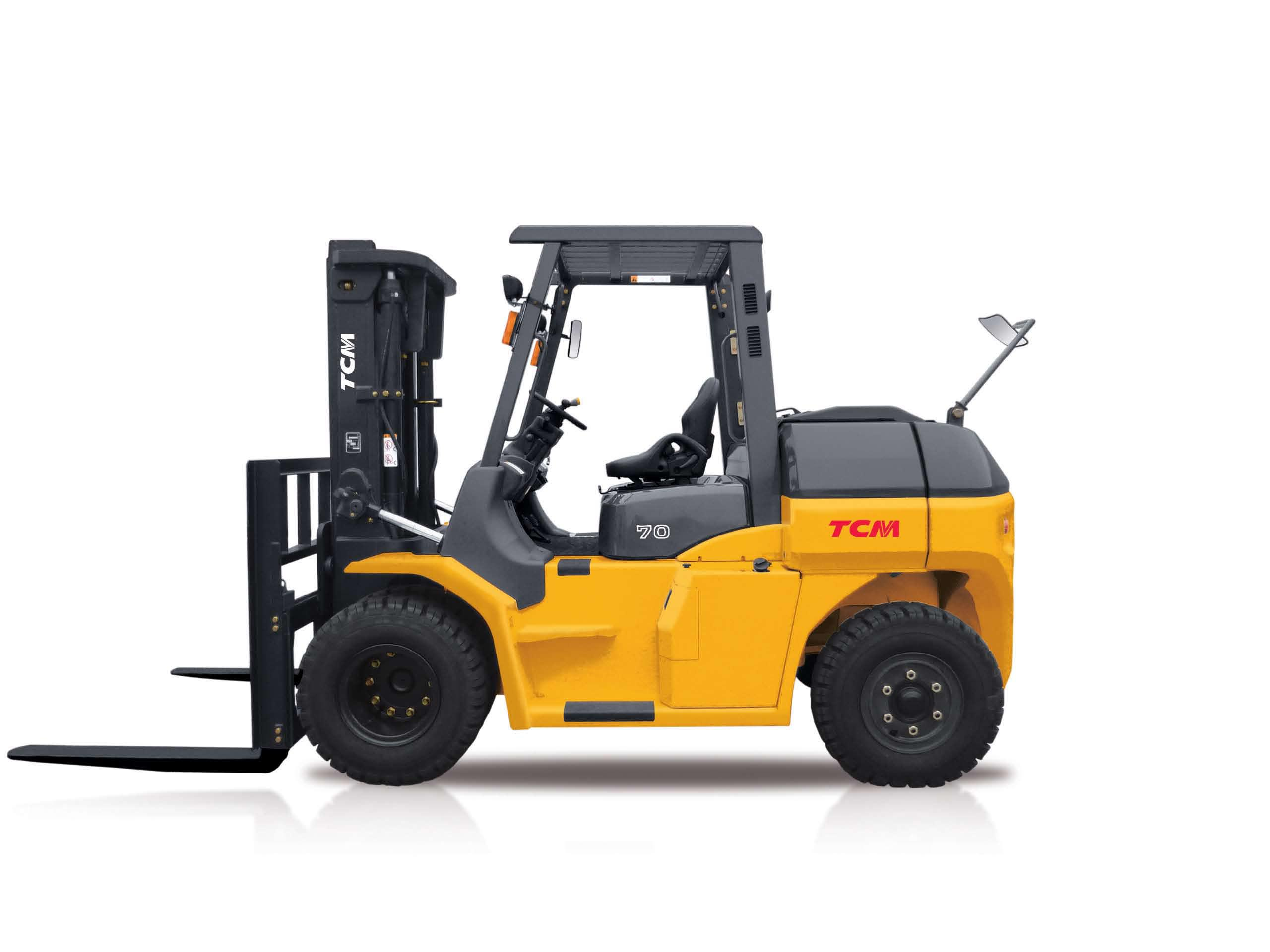 First Look: FD 60-100 Diesel Counterbalance Truck Relaunch