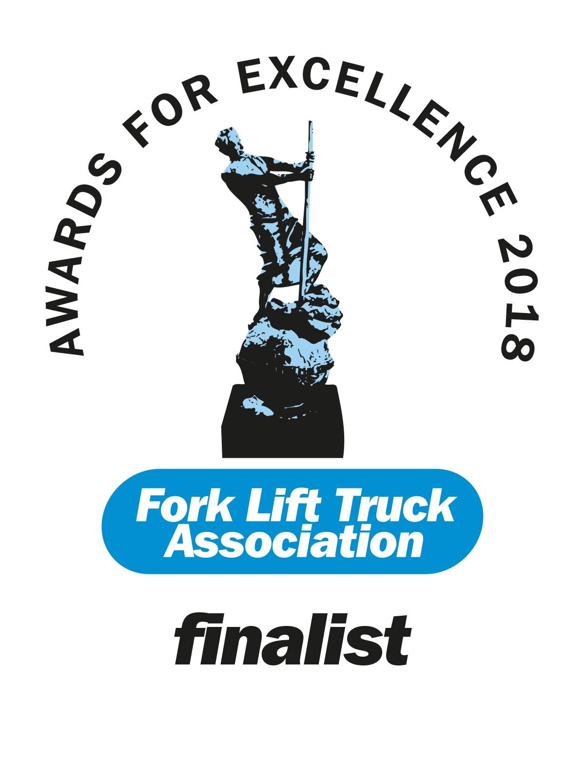 TCM Nominated for the 2018 Ergonomics and Safety FLTA Awards