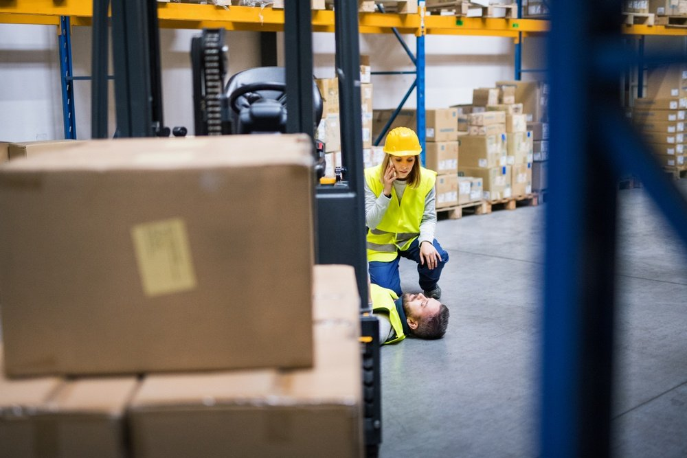 The True Cost of Forklift Accidents Revealed