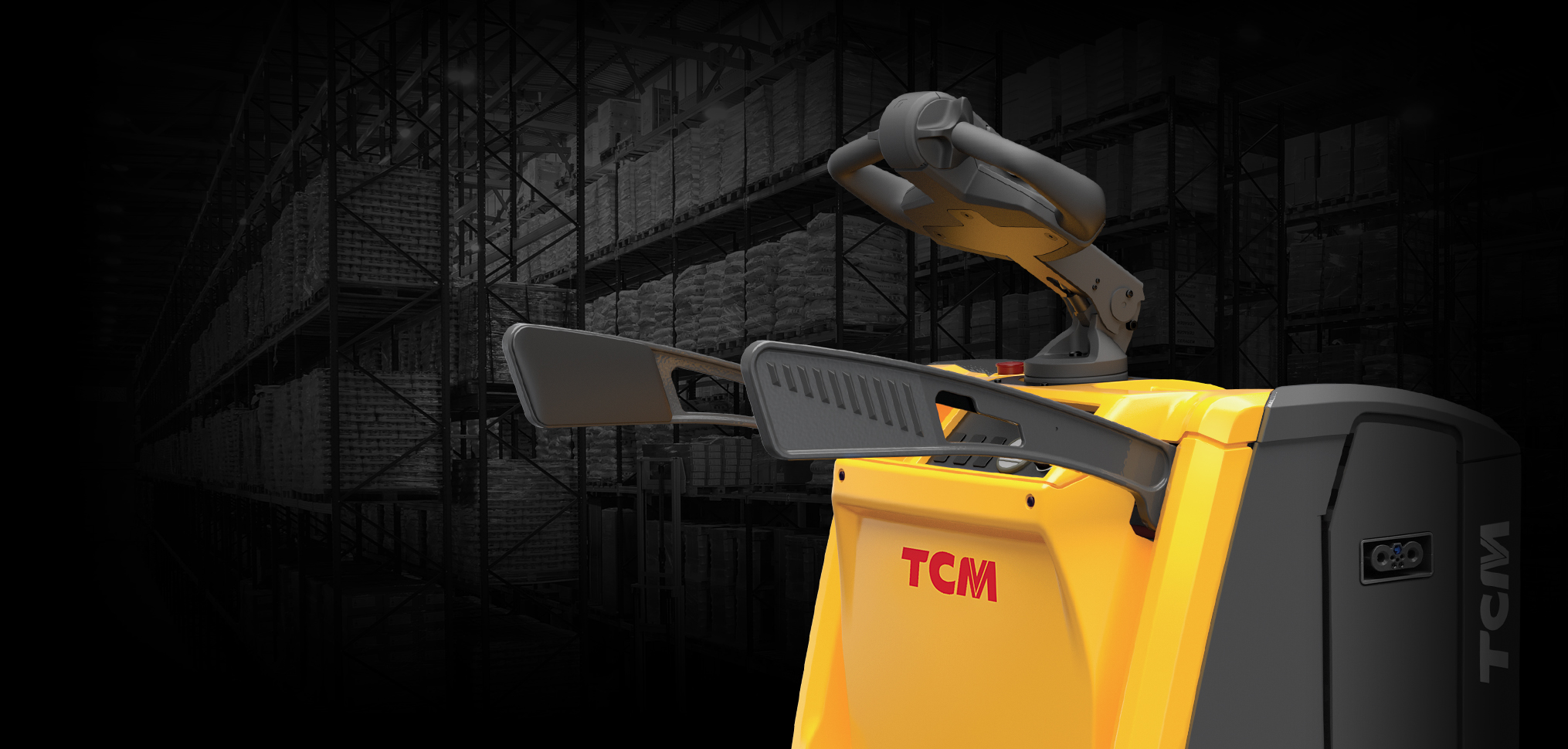 First Look: New TCM Powered Pallet Trucks