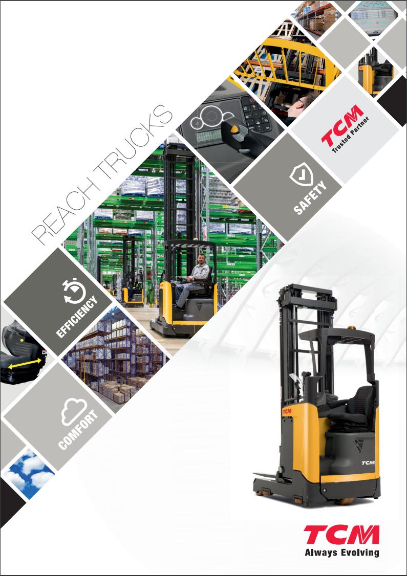 TCM - Reach Trucks Brochure