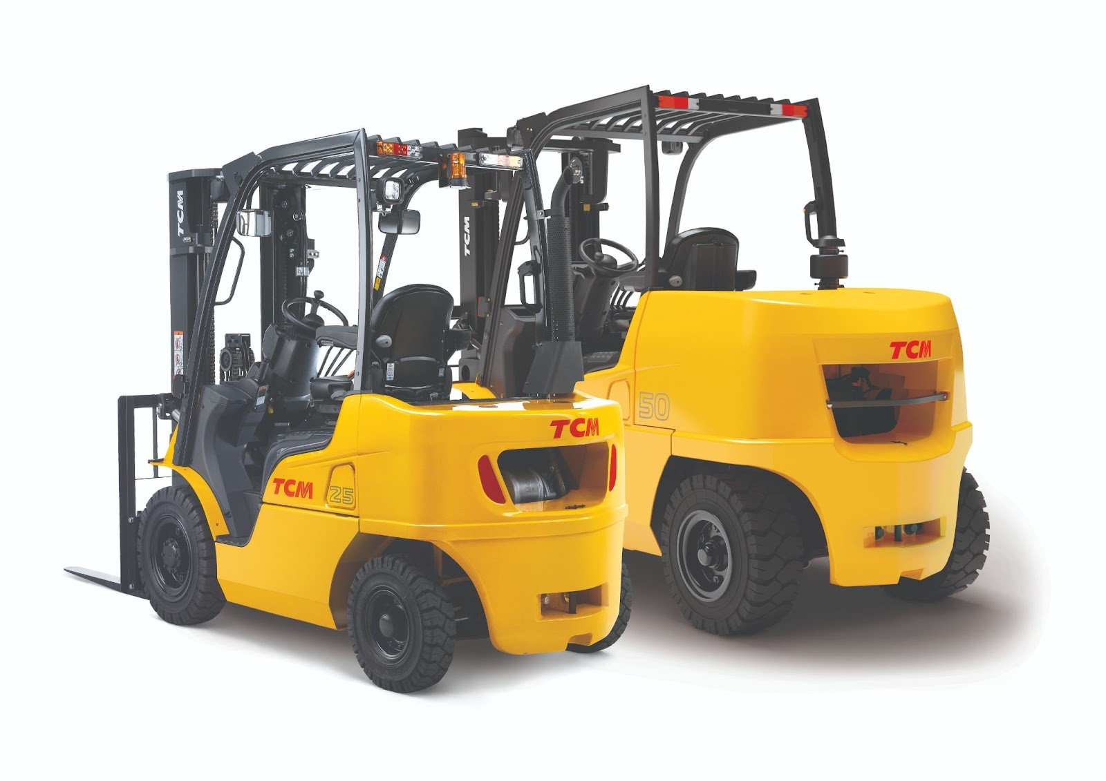 5 Reasons Why You Should Choose An Engine Forklift Truck