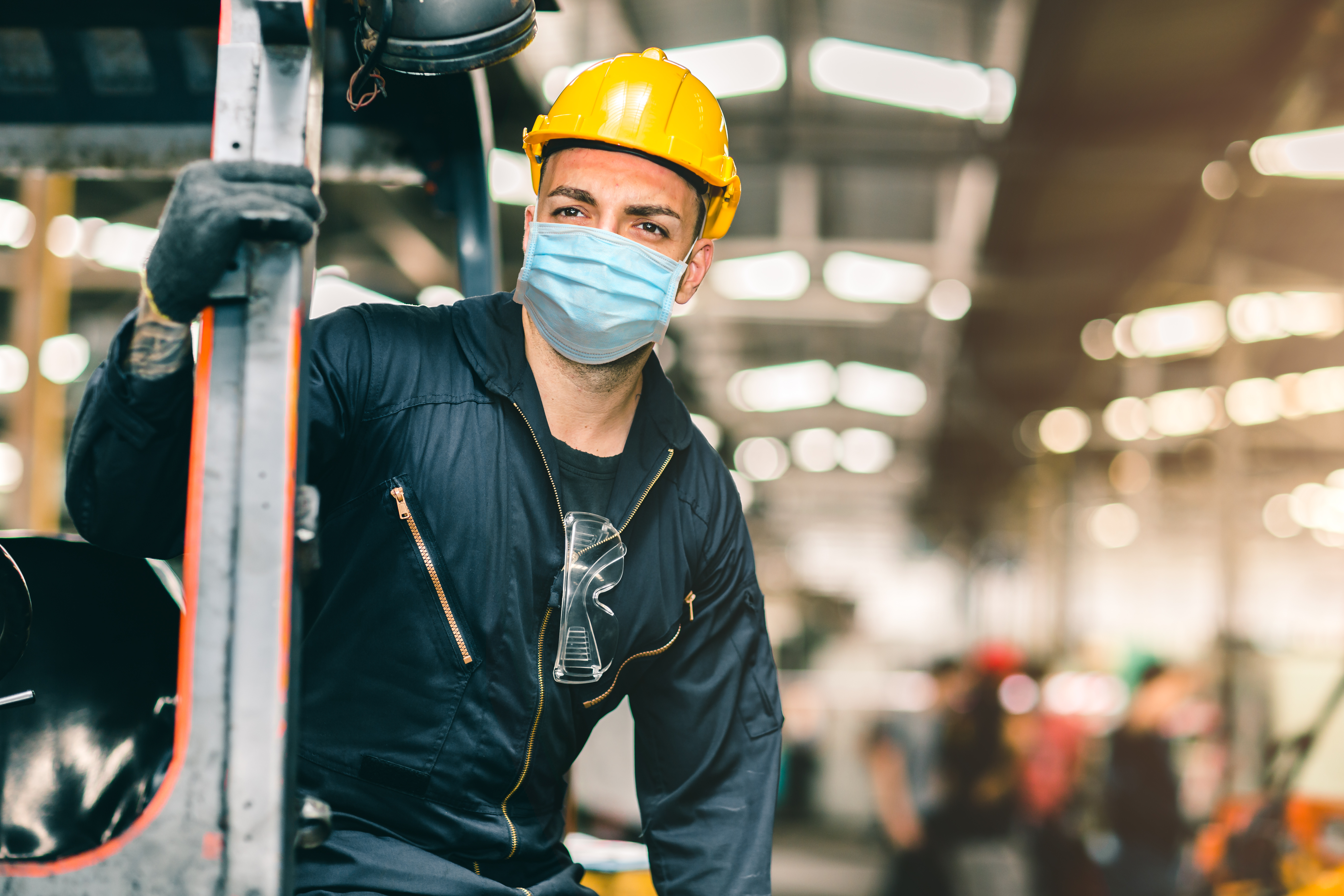 Warehouse management: how fleet managers have adapted to global change